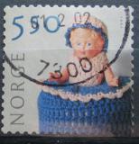 Poštovní známka Norsko 2001 Panenka Mi# 1390 C