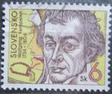 Poštovní známka Slovensko 1995 Wolfgang Kempelen Mi# 209