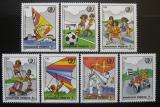 Poštovní známky Maďarsko 1985 Mládež a sport Mi# 3751-57