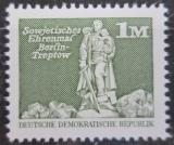 Poštovní známka DDR 1980 Válečný památník Mi# 2561