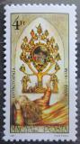 Poštovní známka Maďarsko 1987 Kostel Gyongyospata Mi# 3921