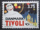 Poštovní známka Dánsko 1993 Zábavní park Tivoli Mi# 1054