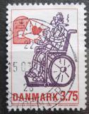 Poštovní známka Dánsko 1992 Komiks Mi# 1040