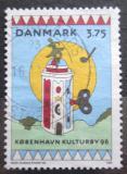 Poštovní známka Dánsko 1996 Věž v Kodani Mi# 1116