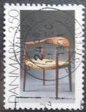 Poštovní známka Dánsko 1991 Dekorativní umění Mi# 1007