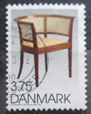 Poštovní známka Dánsko 1997 Dekorativní umění Mi# 1166