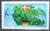 Poštovní známka Dánsko 1985 Bonn-Kodaň deklarace Mi# 829