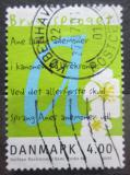 Poštovní známka Dánsko 2001 Evropský rok jazyků Mi# 1271