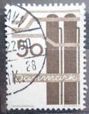 Poštovní známka Dánsko 1968 Chemický průmysl Mi# 471