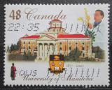 Poštovní známka Kanada 2002 Univerzita Manitoba, 125. výročí Mi# 2041