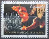 Poštovní známka Kanada 2002 Quebecký symfonický orchestr, 100. výročí Mi# 2089