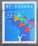 Poštovní známka Kanada 2001 YMCA, 150. výročí Mi# 2020