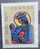 Poštovní známka Kanada 1990 Vánoce Mi# 1203 D