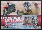 Poštovní známky Togo 2010 Motosport Mi# 3644-47 Kat 12€