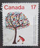 Poštovní známka Kanada 1979 Mezinárodní rok dětí Mi# 753
