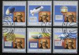 Poštovní známky Guinea 2010 J. Montgolfier Mi# 7669-74