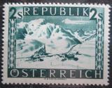 Poštovní známka Rakousko 1946 St. Christoph am Arlberg Mi# 768 II Kat 15€