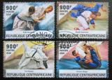 Poštovní známky SAR 2016 Judo Mi# 6350-53 Kat 16€
