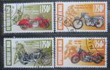 Poštovní známky Niger 2013 Motocykly Mi# 2313-16 Kat 12€