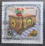 Poštovní známka Rakousko 1992 Foklór Mi# 2074