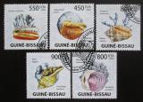 Poštovní známky Guinea-Bissau 2009 Lastury Mi# 4480-84 Kat 13€