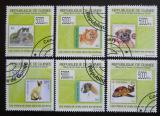 Poštovní známky Guinea 2009 Kočky a psi Mi# 7051-56