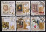 Poštovní známky Guinea 2009 Umění, Rubens Mi# 7058-63