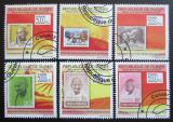 Poštovní známky Guinea 2009 Čínské známky Mi# 6995-7000