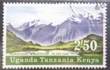 Poštovní známka K-U-T 1968 Pohoří Ruwenzori Mi# 172