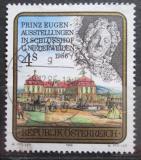 Poštovní známka Rakousko 1986 Zámek Schlosshof Mi# 1845