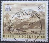 Poštovní známka Rakousko 1987 Gauertal im Montafon Mi# 1896