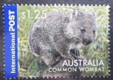 Poštovní známka Austrálie 2006 Vombat obecný Mi# 2533