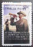 Poštovní známka Austrálie 2008 ANZAC Mi# 3001