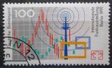 Poštovní známka Německo 1991 Mezinárodní výstava rádií Mi# 1553