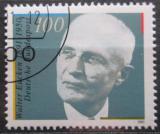 Poštovní známka Německo 1991 Walter Euscken, ekonom Mi# 1494