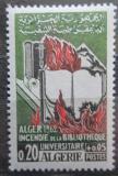 Poštovní známka Alžírsko 1965 Univerzitní knihovna Mi# 436