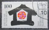 Poštovní známka Německo 1992 Ekonomika domácností Mi# 1620