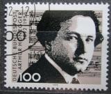 Poštovní známka Německo 1992 Arthur Honeger, skladatel Mi# 1596