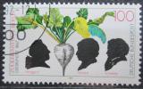 Poštovní známka Německo 1992 Institut cukru, 125. výročí Mi# 1599