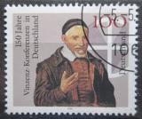 Poštovní známka Německo 1995 Vincentské konference Mi# 1793