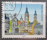 Poštovní známka Německo 1995 Provincie Gera milénium Mi# 1772