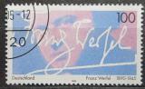 Poštovní známka Německo 1995 Franz Werfel, spisovatel Mi# 1813