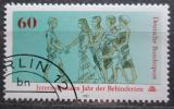 Poštovní známka Německo 1981 Tělesně postižení Mi# 1083