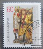 Poštovní známka Německo 1981 Umění, Tilman Riemenschneider Mi# 1099