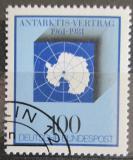 Poštovní známka Německo 1981 Smlouva o Antarktidě, 20. výročí Mi# 1117