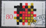 Poštovní známka Německo 1983 Teritoriální úřady Mi# 1194