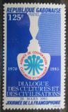 Poštovní známka Gabon 1985 Spolupráce frankofonních zemí Mi# 929
