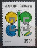 Poštovní známka Gabon 1985 OPEC, 25. výročí Mi# 943 Kat 4.20€