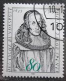 Poštovní známka Německo 1985 Philipp Jakob Spener, teolog Mi# 1235