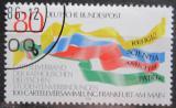 Poštovní známka Německo 1986 Unie katolických studentů Mi# 1283